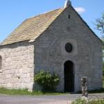 Chapelle de la Pignède sur le chemin de Saint-Jacques de Compostelle