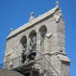 Clocher à peigne église du Fau de Peyre