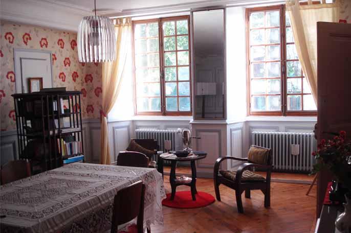 La Maison aux volets Bleus Gîtes et chambre d'hôtes