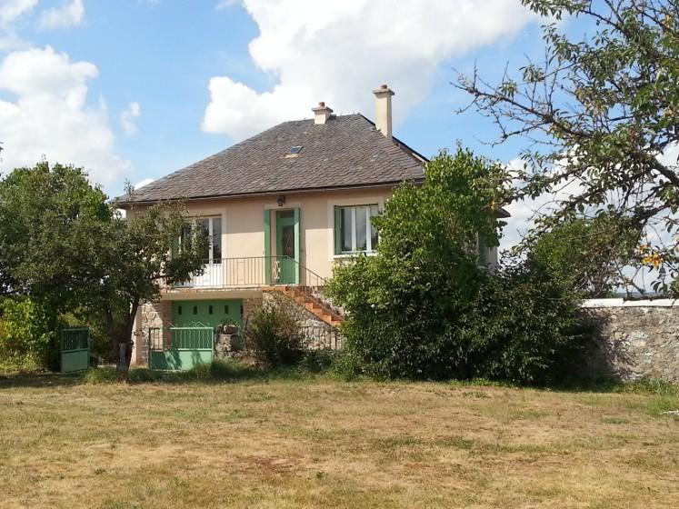 Delort francette aumont aubrac tourisme for Classement constructeur maison individuelle