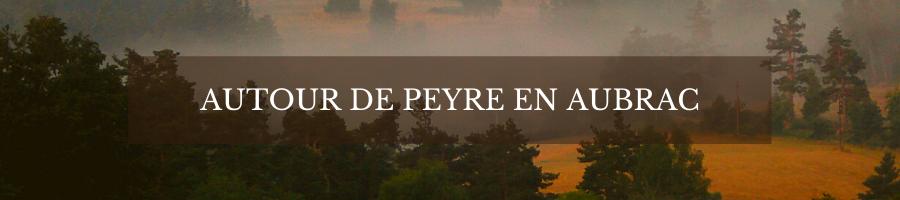 Autour de Peyre en Aubrac